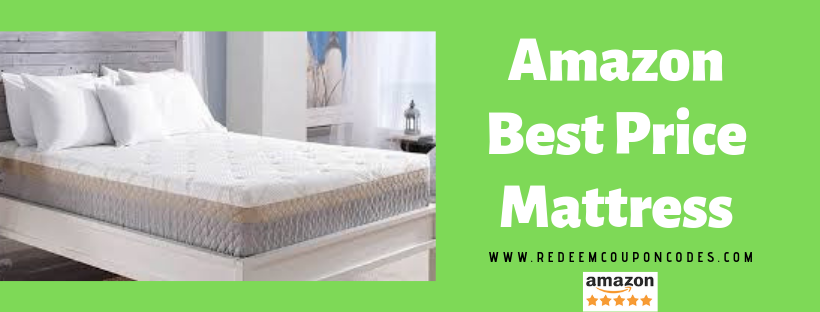 Amazon Best Price Mattress coupons