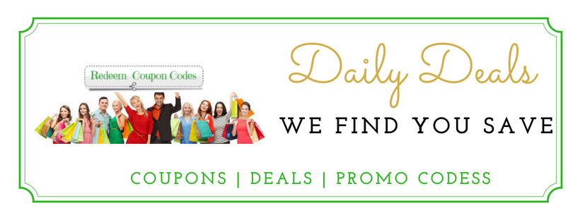 Redeem Coupon Codes Online Shopping Store