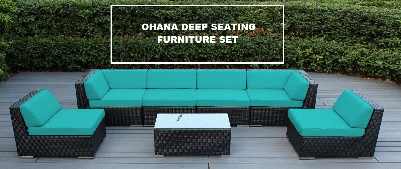 ohana deep seating furnitute coupon