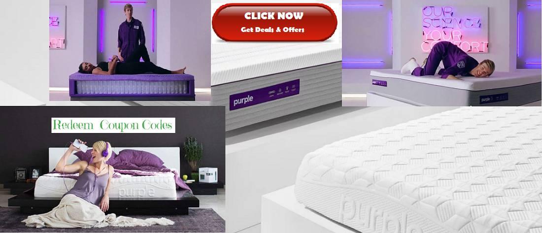 purple mattress coupon code
